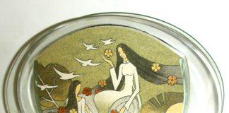 Tranh cát nghệ thuật đẹp, tranh cát nghệ thuật sáng tạo